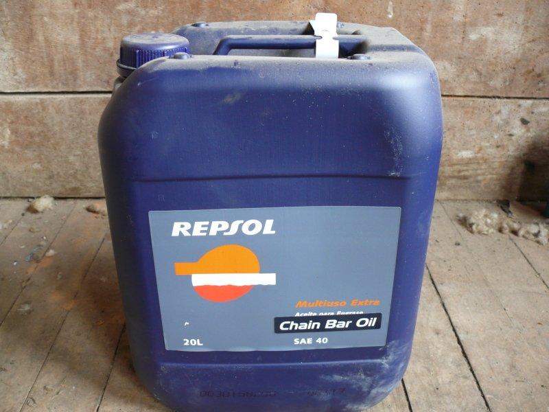 Repsol Chainbar Oil 20 Litre (004)