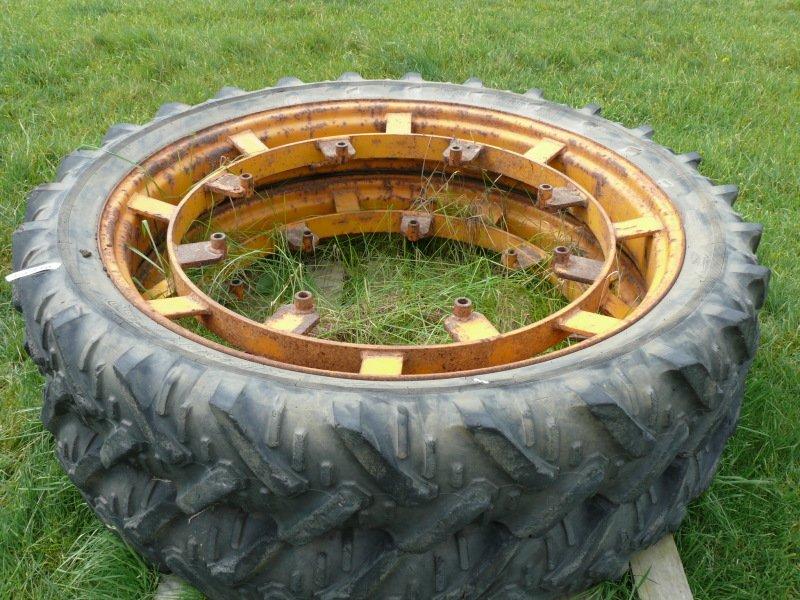 Tractor Rims (049) Set of 2 – No Centres