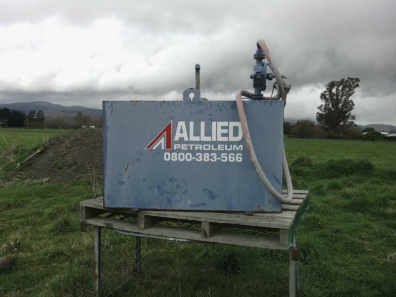 Allied Diesel Tank (083)