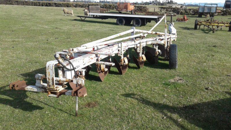 Duncan 6 Furrow Plough (140)