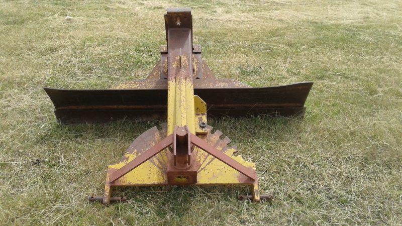 Farm Gard Grader Blade 6ft blade (139)