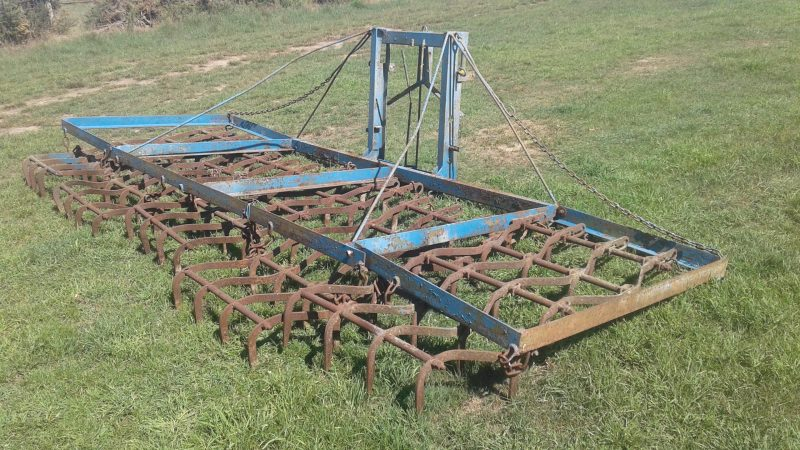 Dutch Harrow 4m (179)